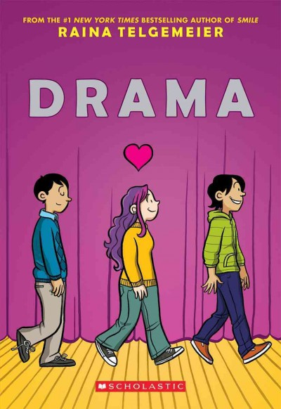 Drama by Raina Telegemeier